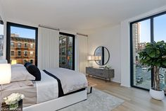 Live Right on the High Line Park in this $6.6 Million Manhattan Apartm Photos | Architectural Digest