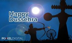 Team of ‪‎PixxelDigital‬ wishes the color, the bliss and the beauty of this festival be with you throughout the Year!! ‪HappyDussehra‬ .