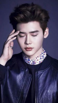 Posing elegantly with his charmingly good looks, Lee Jong Suk graces the cover of Esquire fashion magazine's April issue with his model figure. Lee Joon, Lee Jong Suk Cute, Lee Jung Suk, Korean Celebrities, Korean Actors, Celebs, Korean Dramas, Suwon, Lee Jong Suk Wallpaper