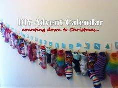 Easy DIY Advent Calendar Ideas – Fern P