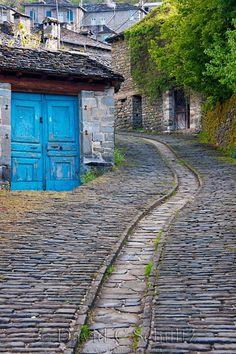 Zagorohoria, Epirus Greece Art & Architecture
