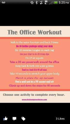 wallet workout office - Google Search