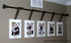 curtain rod frames
