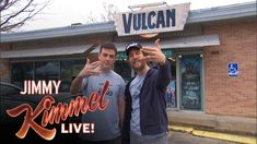 Jimmy Kimmel Live: Jimmy Kimmel and Matthew McConaughey Make A Local TV Commercial for Vulcan Video