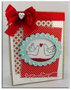 cute shaker card