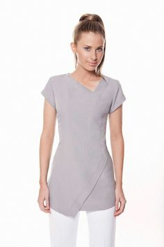 Spring Spa Wear has been one of the leading designers of beauty salon uniforms in Australia. Buy tunics for beauty uniforms, spa uniforms, hairdressing and beauty therapy professionals. Salon Uniform, Spa Uniform, Hotel Uniform, Scrubs Uniform, Dental Uniforms, Work Uniforms, Beauty Uniforms, Medical Scrubs, Professional Look