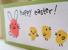Osterkarten basteln - Ideen und Anleitungen | Meine Svenja