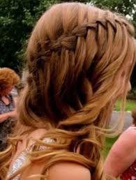 Resultado de imagem para penteados tranças para casamento