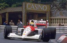 A Lap Down Memory Lane at the Monaco Grand Prix
