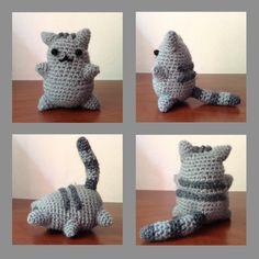 Pusheen Amigurumi by franpaillas on deviantART