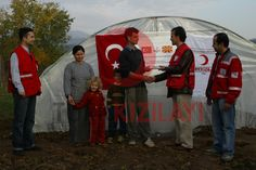 Türk Kızılayı Balkanlarda