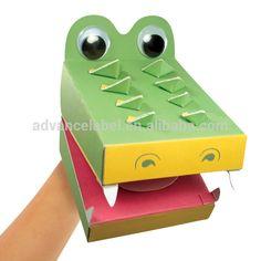 paper crocodile - Google 검색