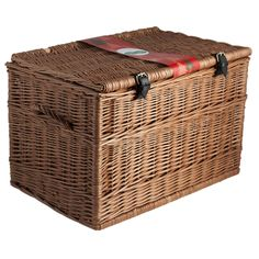 H23 Marlborough Hamper with a corporate branded sash