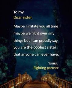 Birthday Quotes Sister In Hindi Ideas - Trend Sister Quotes 2019 Older Sister Quotes, Little Sister Quotes, Sister Quotes Funny, Quotes On Sisters Love, Best Quotes For Sister, Younger Sister Birthday Quotes, Sister Quotes In Hindi, Sister Birthday Quotes Funny, Funny Quotes