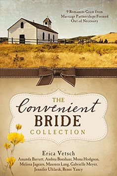 The Convenient Bride Collection: 9 Romances Grow from Marriage Partnerships Formed Out of Necessity by Amanda Barratt http://smile.amazon.com/dp/1634090977/ref=cm_sw_r_pi_dp_FH-jvb1D0EJ5K
