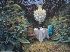 Absolutely Dreamy Paintings by Joanna Sierko-Filipowska ~ Cool Stuff Directory