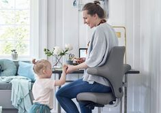 The Original and best Hag Capisco by Peter Opsvk | healthy sitting | Ergonomic | Stunning design and comfort | Back In Action.