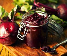 help with flu prevention (recipe: cultured beet and apple relish)
