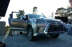Live From Pebble: The 5 Best Things About The 2016 Lexus LX 570. Impressive updates to the luxury bruiser.