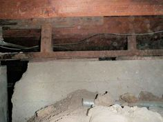 Los Angeles foundation repair services from the most reputable and most experienced foundation company in Los Angeles. Yard Drainage, Foundation Repair, Basement Plans, Household, Simple