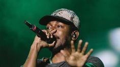 Kendrick Lamar / Real Big Summer Music Festival Photos: Pitchfork Fest 2014: Kendrick Lamar