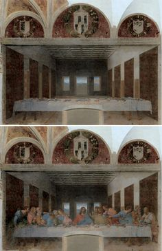 abandoned paintings by bENCE hAJDU, via Behance