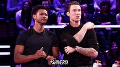 Usher And Adam Become Waldorf And Statler In The Fifth Night Of The Voice Blind Auditions