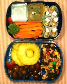 A Boy & His Lunch: Sushi Bento