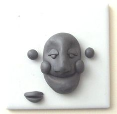 How to make a polymer clay face!