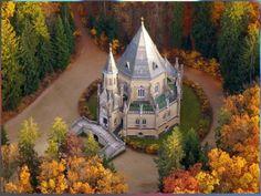 přírodní krásy České republiky, Schwarzenberská hrobka, Třeboň (35 pieces)
