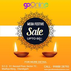 We are bringing an amazing offer this festive season. Now build a dynamic website with us at 60% discount. Offer is valid for all services inlcuding  Website Development Social Media Marketing SEO. ---------------------------------------------------- For details contact: 99888 28793 Email: info@gowemail.com  #Goonlinewebsolutions #website #web #webdesign #webstagram #webdeveloper #webdesigner #instagram #digitalmarketing #SEO #like #follow #followforfollow #likeforlike Seo Marketing, Social Media Marketing, Digital Marketing, Website Web, Go Online, Web Development, Festive, Web Design, Bring It On