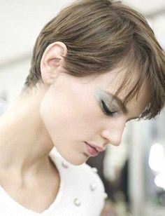 Try This Pixie Long Bangs Haircut, For Your New Makeover This Summer