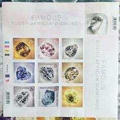CapeTown | Watercolour Art ♡ (@watercolour_capetown) • Instagram photos and videos  Famous South African Diamonds. Collectors Stamps