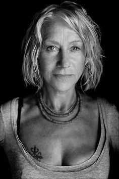 Helen Mirren by Annie Leibovitz Celebrity Photography Famous faces
