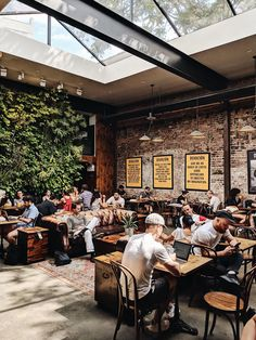 11 Essential Coffee Shops in NYC for Locals & Visitors Alike - Coffee - Coffee Coffee Shop Interior Design, Coffee Shop Design, Restaurant Interior Design, Cafe Design, Cozy Cafe Interior, Bistro Interior, Scandinavian Interior, Contemporary Interior, Design Design