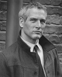 Paul Newman was a famous actor during the 50's. This man is related to a character's self desire