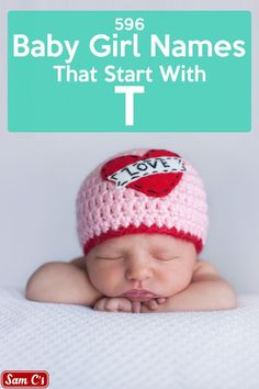 Looking for the cutest girl names that start with T? Weve got you covered. View
