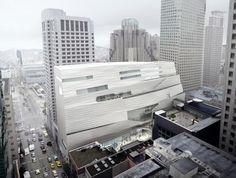 BauNetz-Architektur-Meldung vom 20.02.2013 : MoMA-Erweiterung  / Snohetta bauen in San Francisco - Aktuelle Architekturmeldungen aus dem In- und Ausland, täglich recherchiert von der BauNetz-Redaktion.