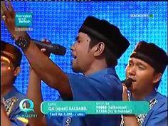 Salsabil Aceh Tampil Perdana Q'ACADEMY | Atjeh.id