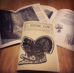 naturezine Nature Journal, Natural World, Zine, Journals, Diaries, Journal Art, Writers Notebook, Daily Diary, Journal