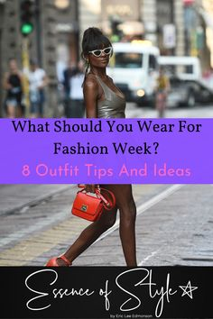 Nowadays, what you wear to Fashion Week is a show in itself. I am sharing 8 outfit ideas to get some inspiration from to slay your runway! Business Casual Men, Men Casual, The Vampires Wife, Mens Clothing Styles, Playing Dress Up, Looking For Women, Daily Fashion, Slay, Fashion Photography