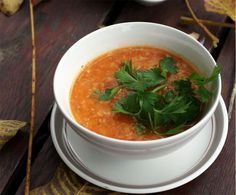 Turkish ezogelin soup, the tale of a Turkish bride, Ezogelin, and her now national treasure soup recipe.