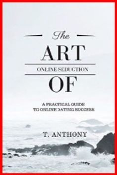 The Art Of Online Seduction: A Practical Guide To Online Dating Success Kindle Edition by T Anthony (Introduction)  Online Dating Sucks... yeah yeah. This is the day and age where people are swiping left and right until their fingers bleed and getting absolutely nowhere. Most books that talk about online dating are for beginners and do not give any insight on how to break the Online Dating code. Why does Online Dating work for some but not for others?  #onlinedating #dating #kindle