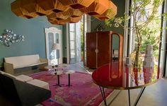 Living Area decor by DimoreStudio during Milan Desgn Week 2014- Artemest