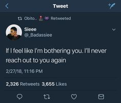 ♡ @Chocolatebeso ♡ Bae Quotes, Real Life Quotes, Truth Quotes, Heart Quotes, Mood Quotes, Relationship Quotes, Meaningful Quotes, Inspirational Quotes, Talking Quotes