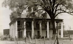 ..abandoned Louisiana Plantation
