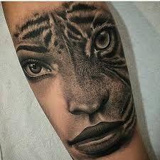 Resultado de imagen para tattoo Tigres
