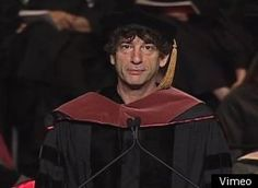 Wonderful and well worth the twenty minutes. Neil Gaiman Commencement Speech at University of the Arts.