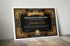 Certificate of Participation Template in Ai, EPS, PDF and PSD Format. Participation certificate template can work for assortment of various associations and establishment Certificate Of Participation Template, Certificate Of Completion Template, Certificate Design, Certificate Templates, Award Certificates, Stationery Templates, Stationery Design, Print Templates, Design Templates