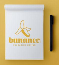 Bananeo Packaging Design | Logo design